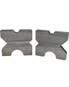 "SWAG 7"" x 7"" Machined Arbor Press Plates (Pair)"
