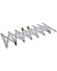 """Precision Equal Space Measurement Divider - Extends Up to 24"""""""